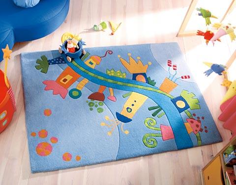 Alfombra Neo Kids Concept Alfombra Neo Kids Concept Alfombra modelo Neo de Kids Concept. Una alfombra con estampado de huellas de animal, perfecta para decorar una habitación infantil o como zona de juegos para los más pequeños.