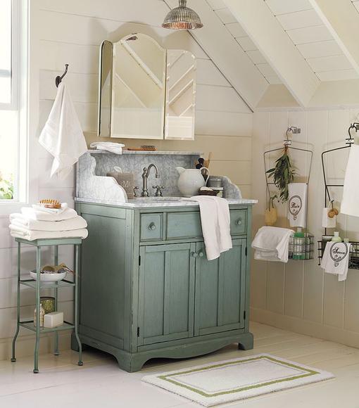 decorar lavabos antiguos : decorar lavabos antiguos:Decoración Vintage: Detalles para el baño