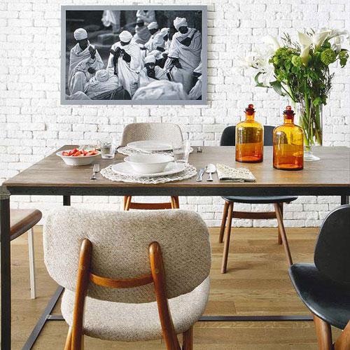 Estilo Vintage: Comedores - comedor 1 | Visioninteriorista.com