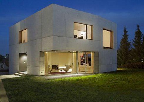 Fachadas minimalistas fachada 3 for Fachadas minimalistas