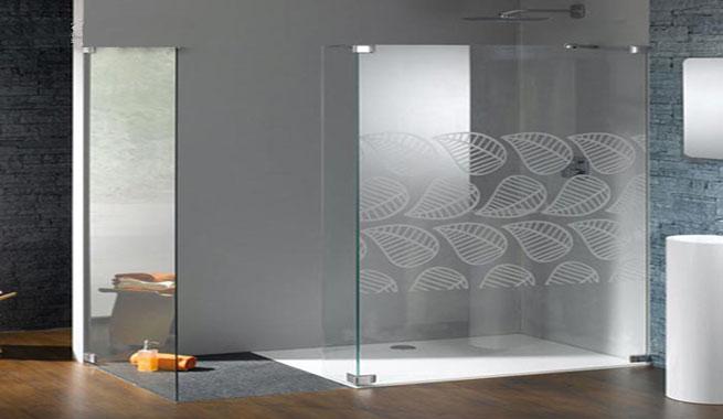 Decoracion De Baños Con Guardas Verticales:Vinilos para mamparas de baño