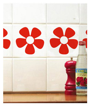 Cenefas adhesivas para azulejos car interior design - Cenefas adhesivas cocina ...
