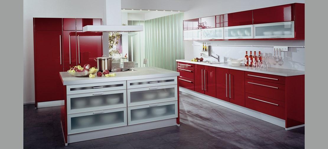 Cocinas modernas - Puertas de cocinas modernas ...