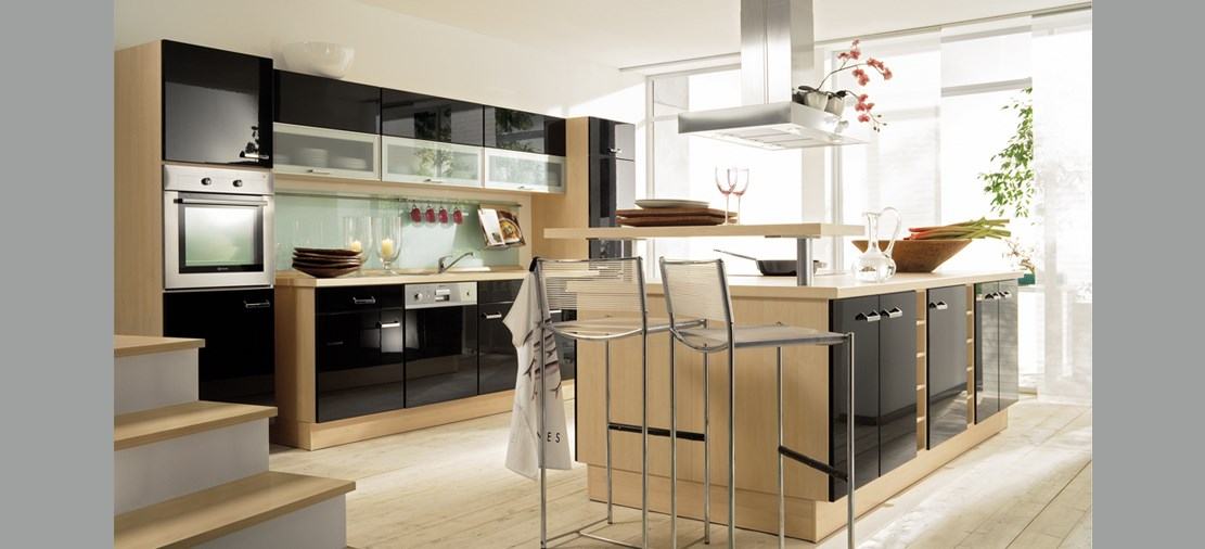 Cocinas modernas - Singular kitchen catalogo ...