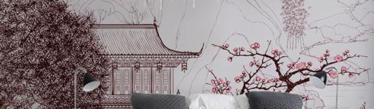 Decoracion Oriental Japonesa ~ Un dormitorio oriental  Visioninteriorista com