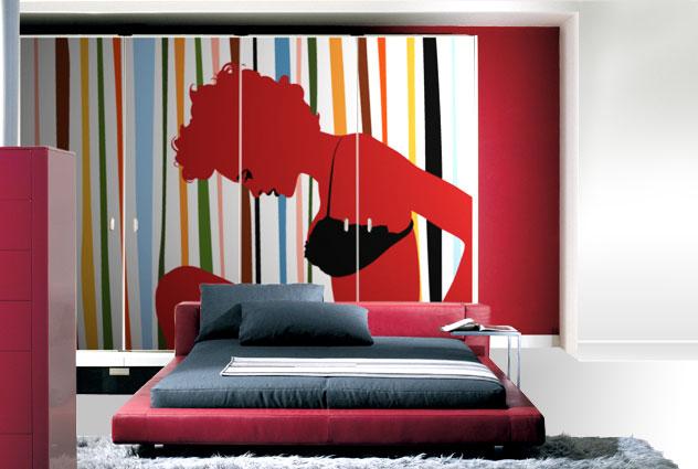Vinilos decorativos para armarios for Precios vinilos decorativos