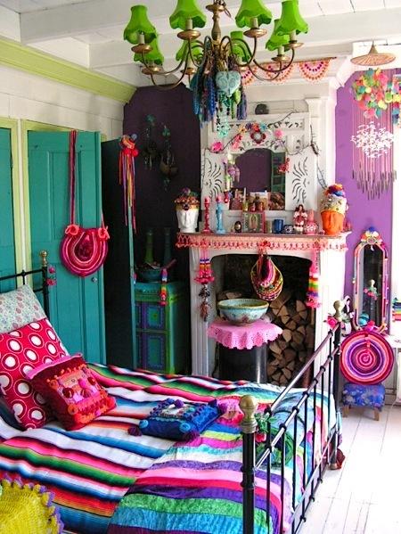 Estilo Boho Chic - boho 2 | Visioninteriorista.com