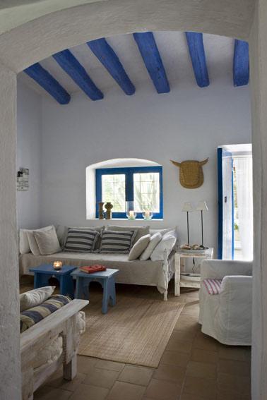 Decoraci n mediterr nea - Muebles estilo mediterraneo ...