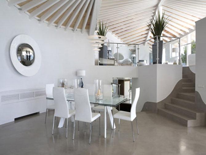 Ideas para un comedor pr ctico - Comedor moderno minimalista ...