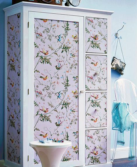 Renovar tus muebles - Papel pintado autoadhesivo para muebles ...