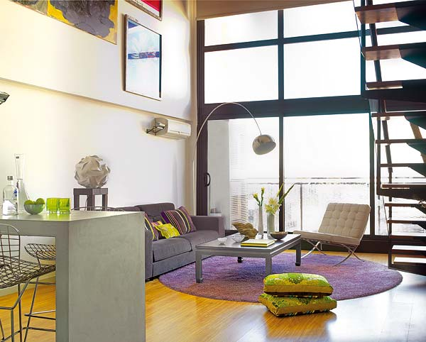 Decoracion Loft Moderno ~ Peque?o y moderno loft  Visioninteriorista com