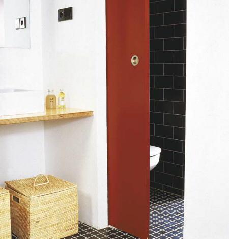 Puertas correderas para aprovechar espacio - Correderas para puertas corredizas ...