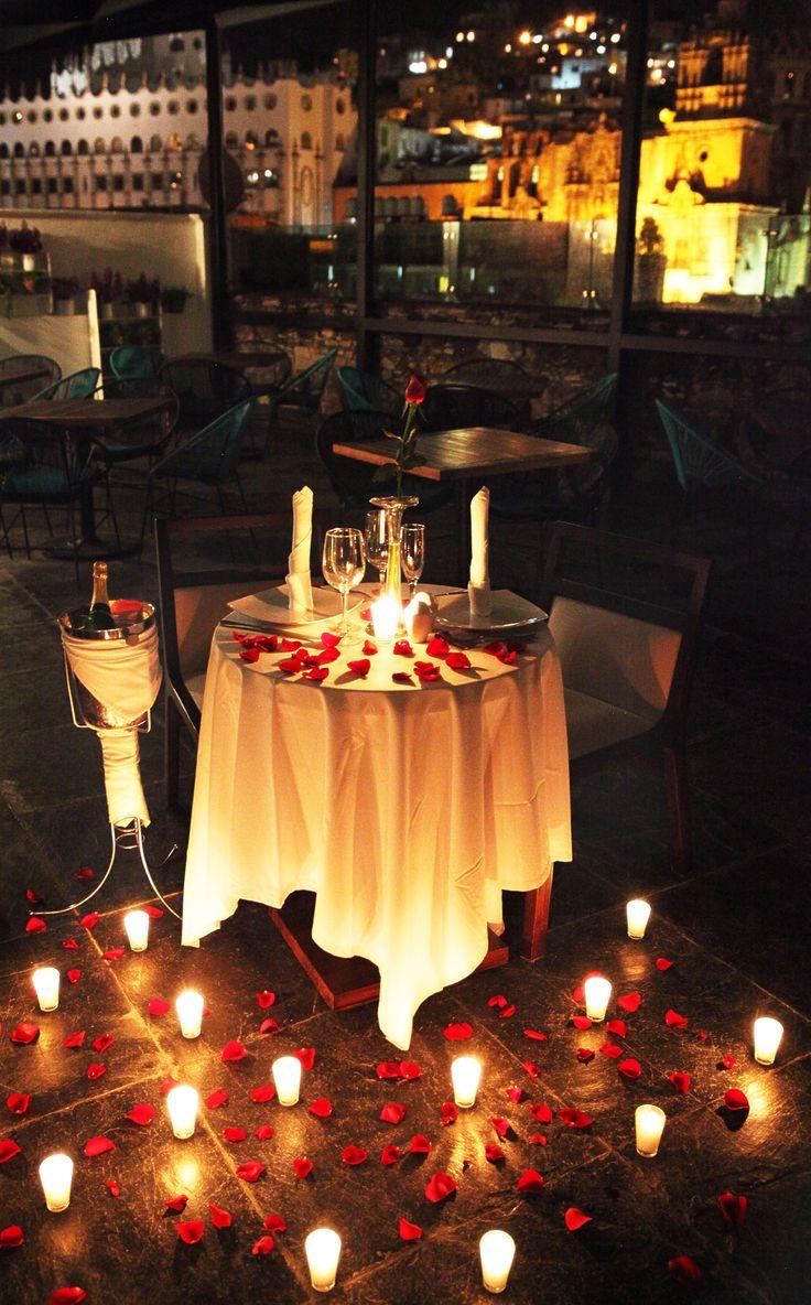 Ideas para la cena de san valent n for Cenas romanticas en casa para dos