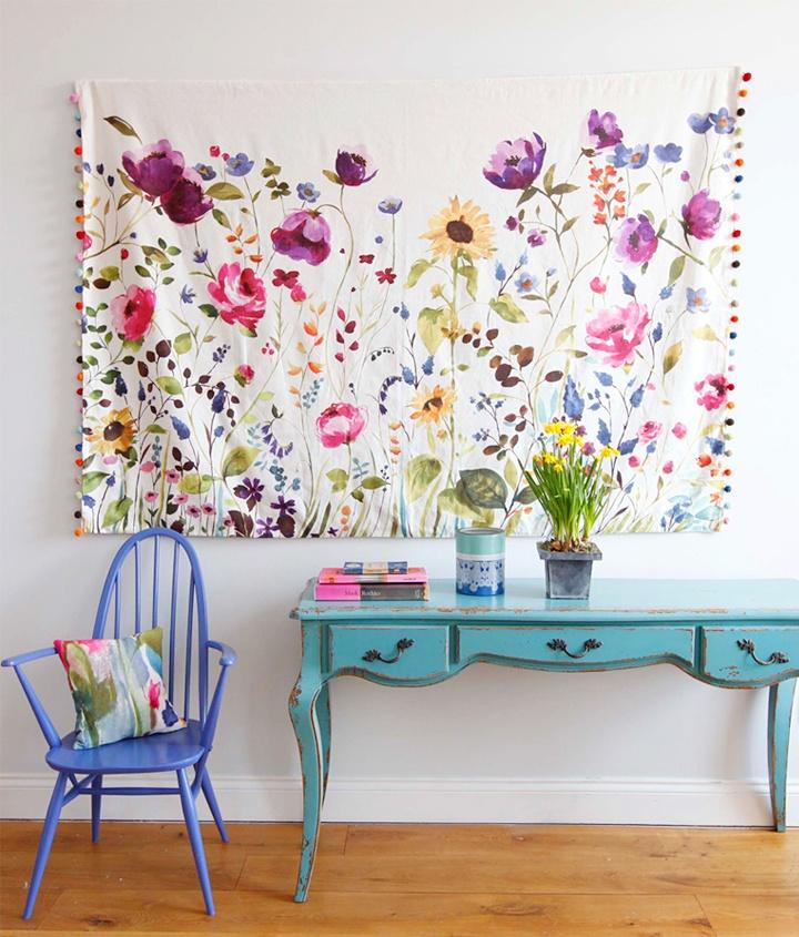 Lleg la primavera a tu hogar for Decoracion del hogar en primavera