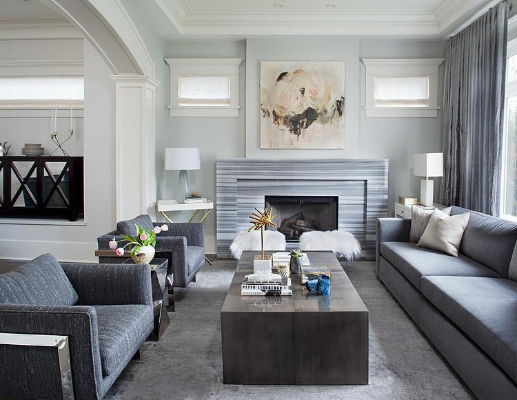 Casa Amplia Y Elegante En Vancouver Visioninteriorista Com