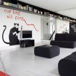 Interiores Modernos de A polaco Architectural Studio-1