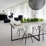 Interiores Modernos de A polaco Architectural Studio-4