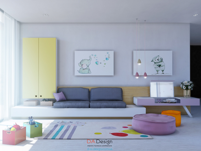 Dormitorio infantiles de da dise o - Diseno dormitorios infantiles ...