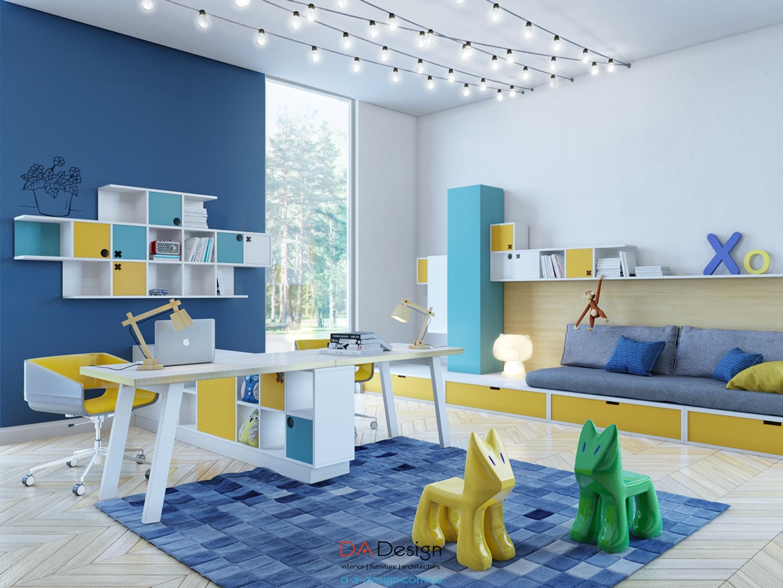 Dormitorios Infantiles Diseno ~ Inspiración Para El Diseño Del Hogar ...