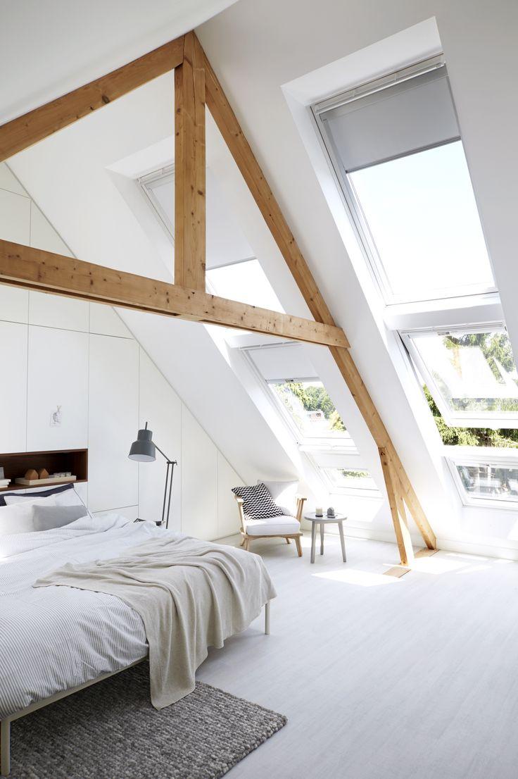 Whats Dormitorio ~ Un dormitorio en la buhardilla Visioninteriorista com