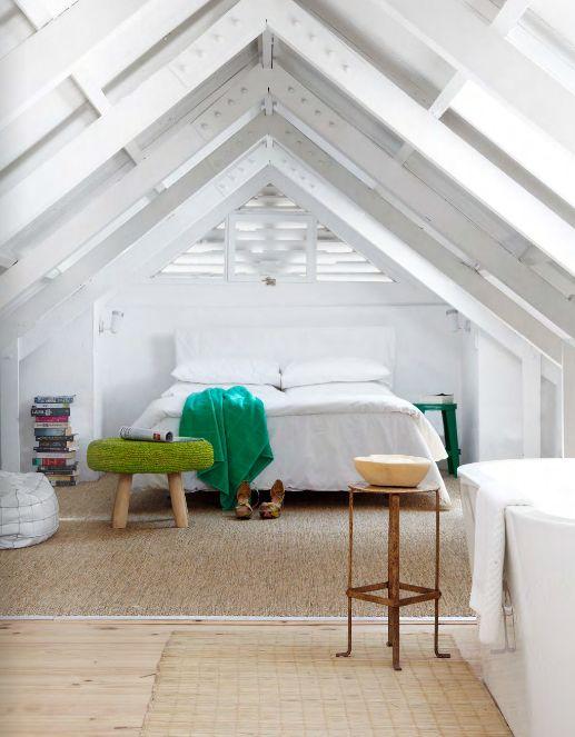 Un dormitorio en la buhardilla - Dormitorios en buhardillas ...
