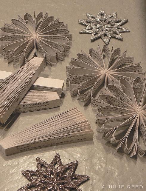 adornos navide os de papel