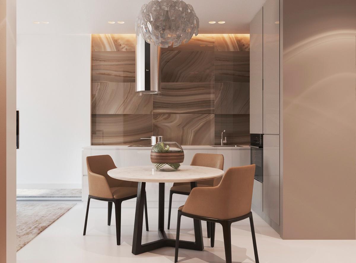 Minimalista for O significado de dining room
