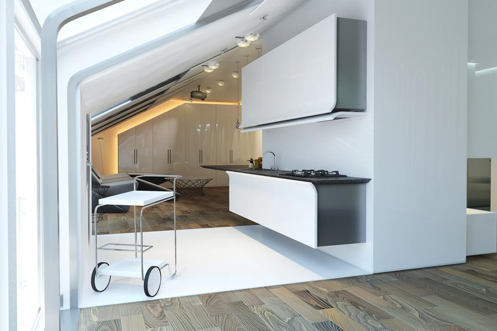 Cocinas modernas y funcionales for Cocinas funcionales y modernas