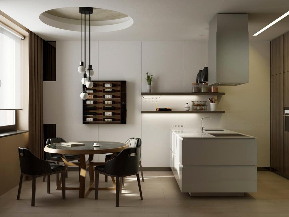 Cocinas Modernas Y Funcionales Visioninteriorista Com