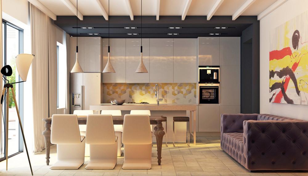 Cocinas modernas y funcionales - cocinas-modernas-y-funcionales-5 ...
