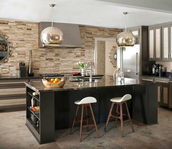 Cocinas con isla - Cocinas pequenas con isla ...