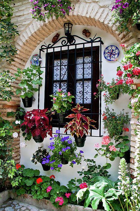 Primavera patios andaluces primavera patios andaluces 3 for Patios andaluces decoracion