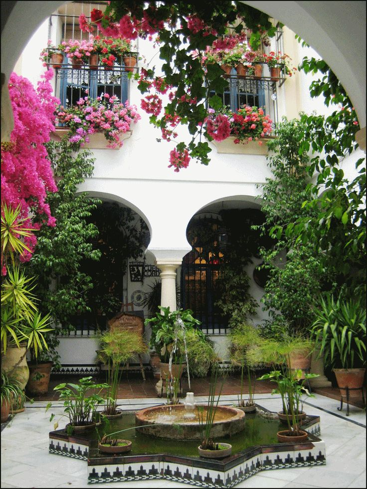 Primavera patios andaluces primavera patios andaluces 6 - Patios interiores andaluces ...