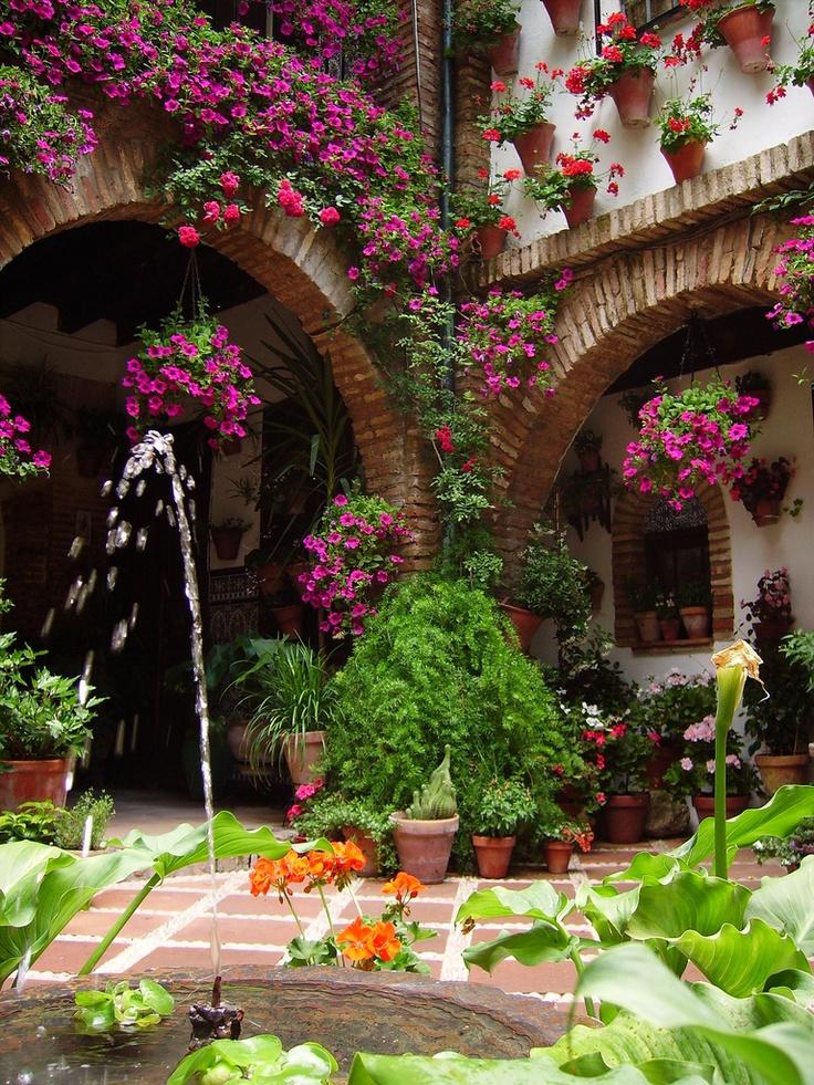 Primavera patios andaluces primavera patios andaluces 6 for Patios andaluces decoracion