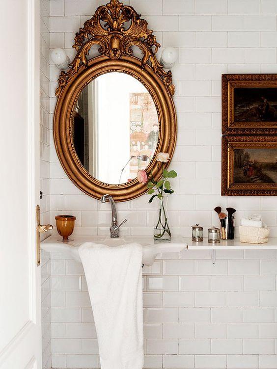 espejos rom nticos